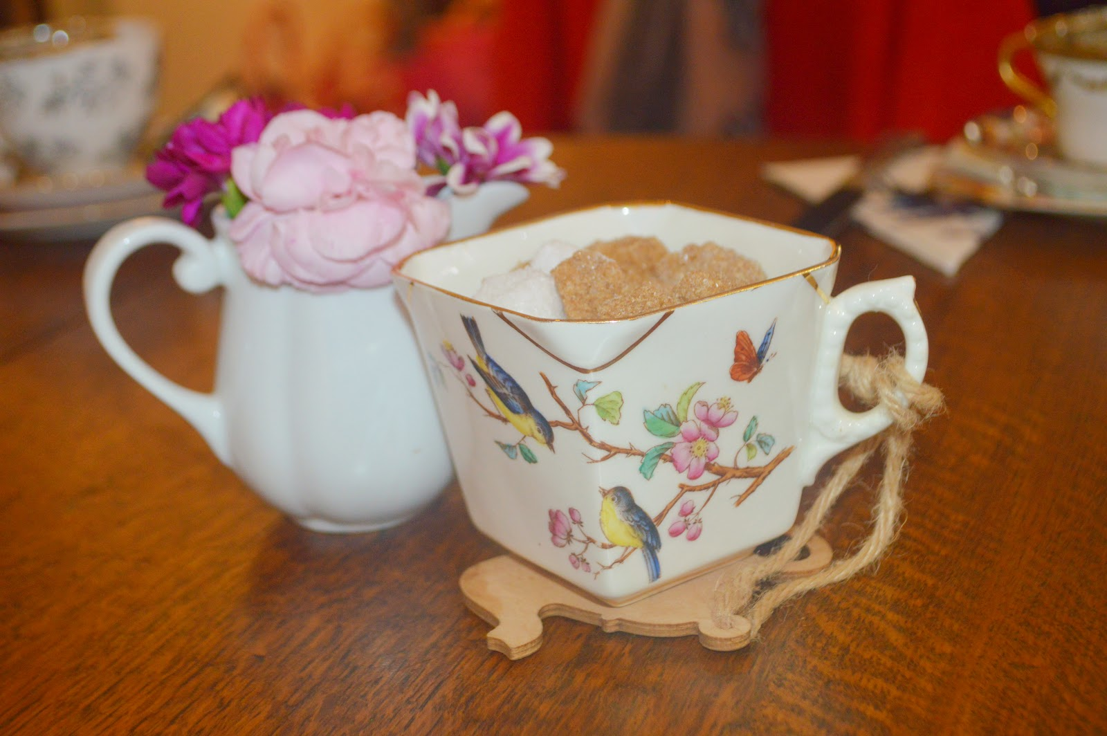 , Cardiff Bloggers Meet at Pettigrew Tea Rooms #cdfbloggerstea