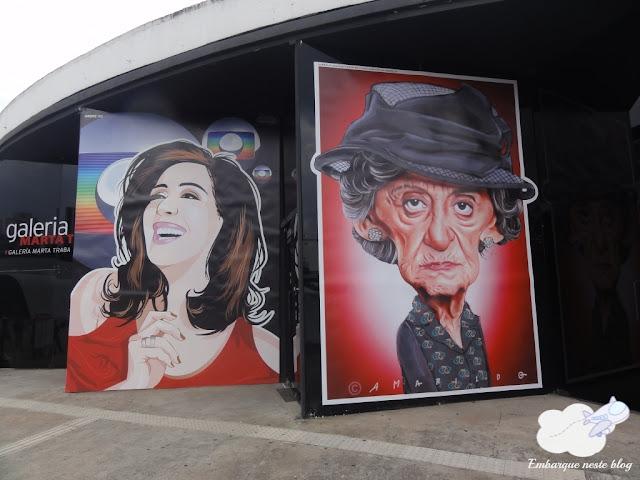 Exposição: Novelas da Globo