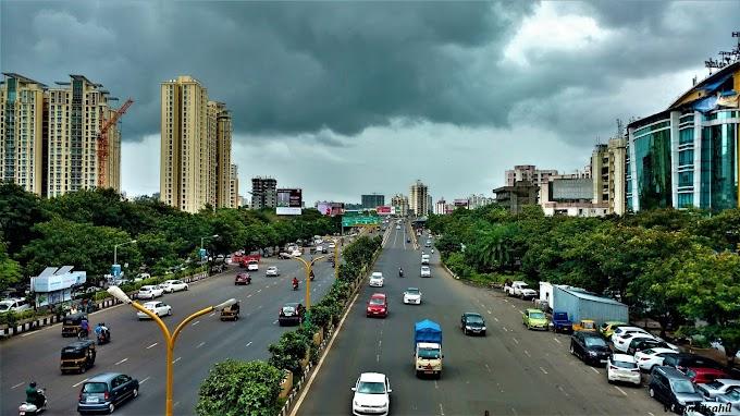 Monsoon Begins