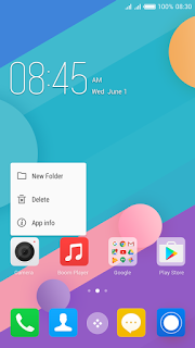 Congrats To All Andriod And Tecno Users: You Can Now Download HiOS Launcher On Playstore
