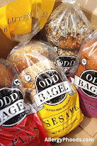 gluten free bagel allergy eggfree
