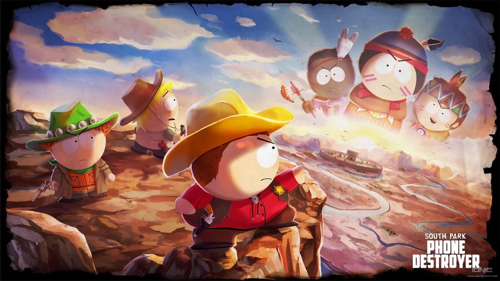 ساوث بارك تقديم عن South Park: Phone Destroyer ما هي هذه اللعبة؟