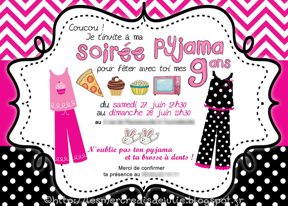 Les Mercredis De Julie Soirée Pyjama