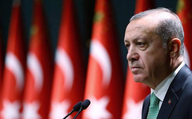 Ερντογάν: Δεν θα καταφέρετε να συλλάβετε το προσωπικό του Πορθητή
