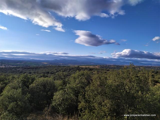 un día de campo en Madrid El Pardo