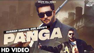 Panga Lyrics in English – Gurman Sandhu | Gur Sidhu