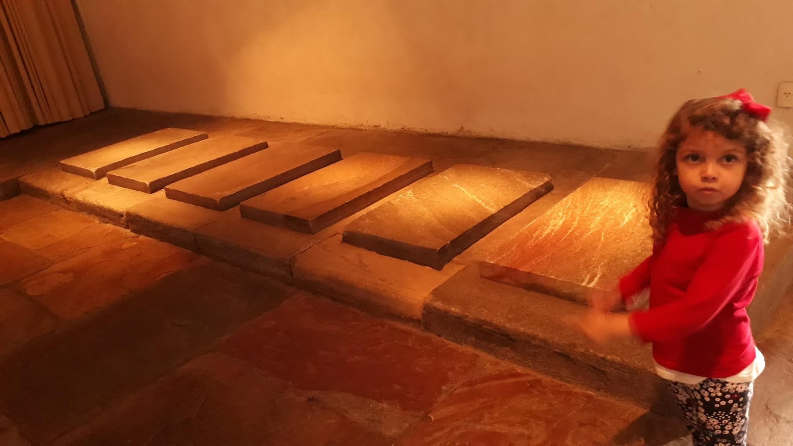 Panteão dos Inconfidentes - Museu da Inconfidência