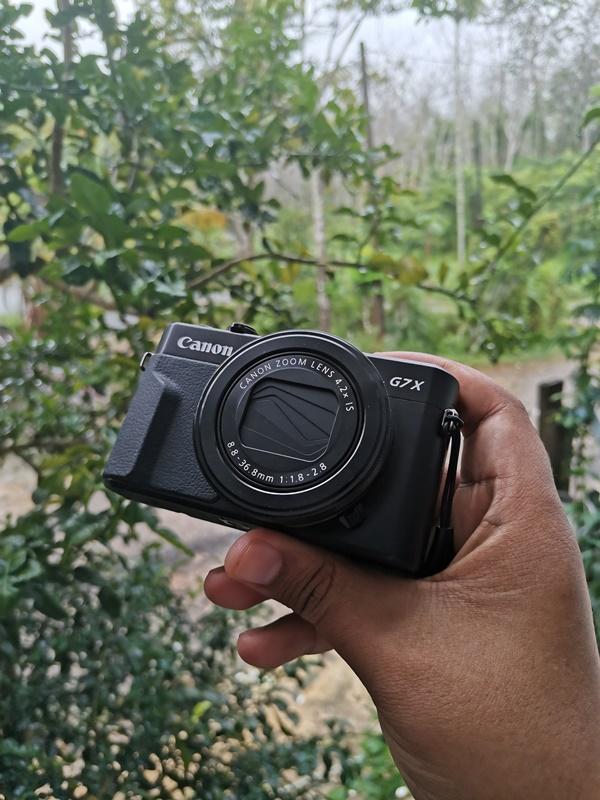Akhirnya Canon G7X Mark ii Dalam tangan Aku!