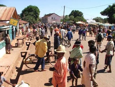Saturday in Madagascar