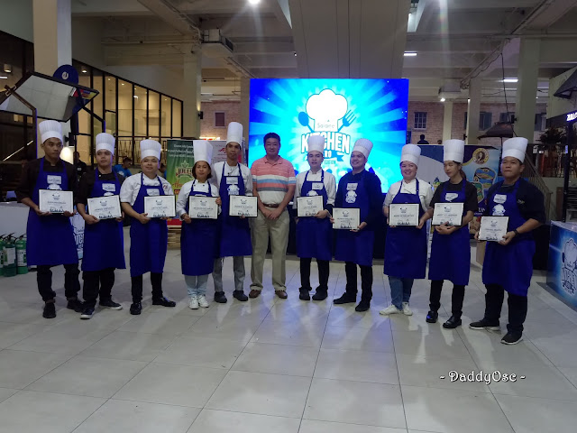 Soalne Kitchen Hero Chefs' Edition NCR Leg Finalists