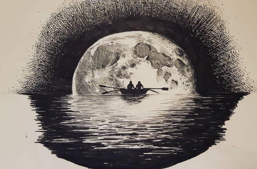 10-A-moonlit-boat-ride-Jonny-Seymour-www-designstack-co