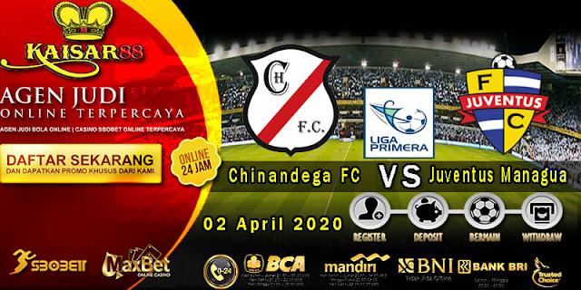 Prediksi Bola Terpercaya Liga Clausura Chinandega FC vs Juventus FC 02 April 2020