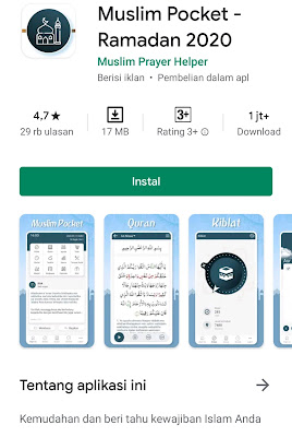 Muslim Pocket - Ramadhan 2020