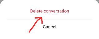Message Delete Kaise Kare