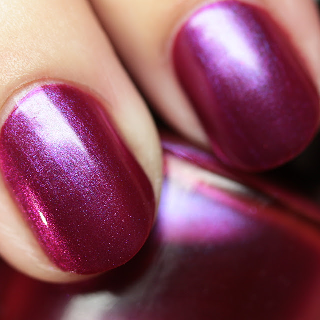 Octopus Party Nail Lacquer Stoneheart