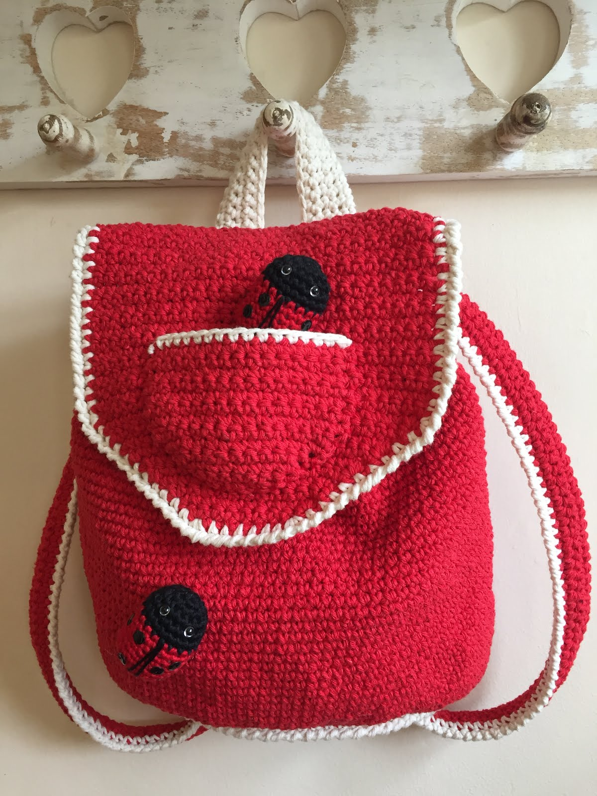 Ladybird Backpack