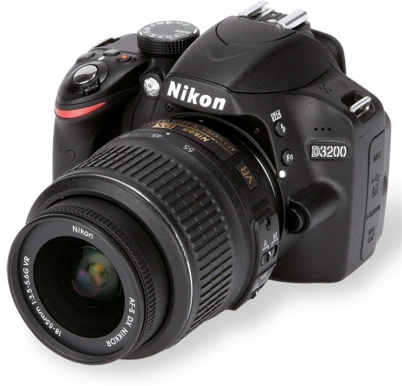 Nikon D3200 Firmware
