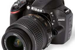 "Nikon D3200 Firmware version ""C"" 1.03 Update for Windows & Macintosh"