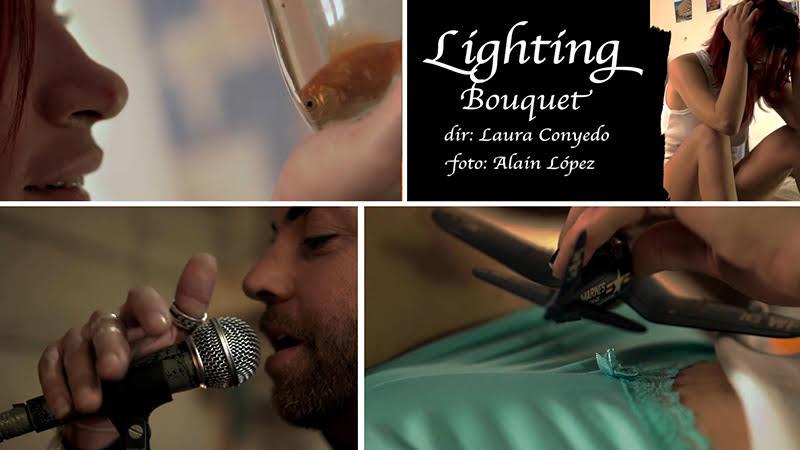 Bouquet - ¨Lighting¨ - Videoclip - Dirección: Laura Conyedo. Portal Del Vídeo Clip Cubano