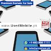 UsedMobile.pk Premium Domain For Sale