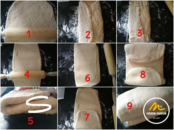 kulit pastry edo