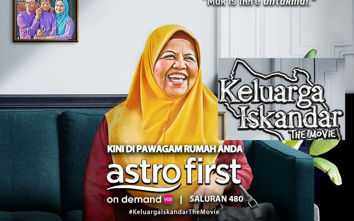 Keluarga Iskandar The Movie