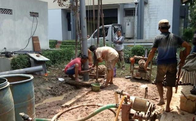 Dimana Jasa Soil Test / Sondir Boring Tanah di Semarang, Jawa Tengah?