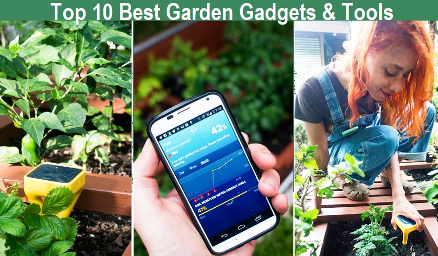 Top 10 Best Garden Gadgets and Tools