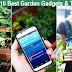 Top 10 Best Garden Gadgets & Tools to Improve Home Gardening