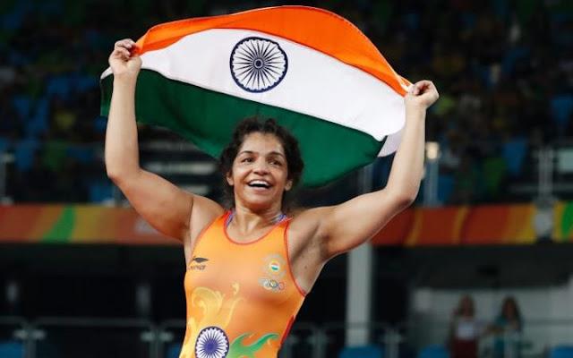 Sakshi Malik Rio Olympics 2016