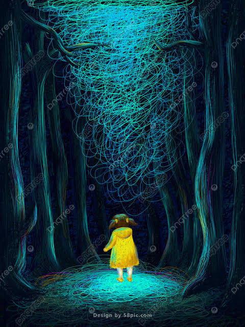الغابة - بقلم : اميرة احمد