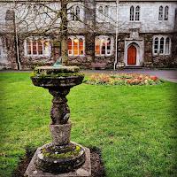 Ireland Photos: Sundial at University College Cork (UCC)