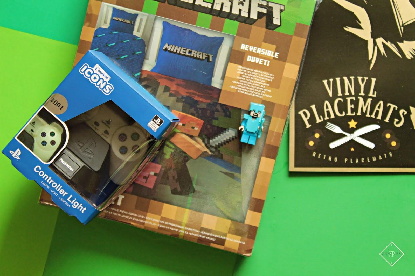 Pomysły na prezent dla gracza Minecraft i nie tylko...