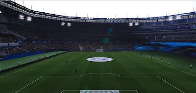 PES 2021 Stadium Yankee