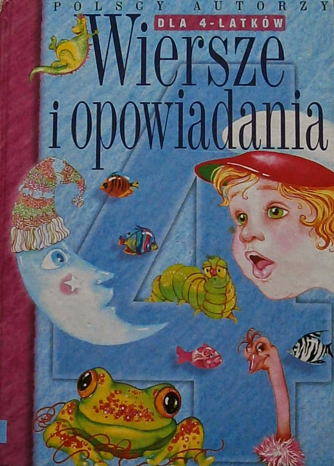 Dzieciństwo Na Kartach Książek Polscy Autorzy Wiersze