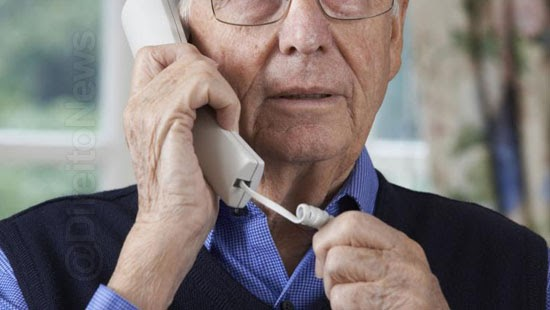 banco indenizar idoso 52 ligacoes dia