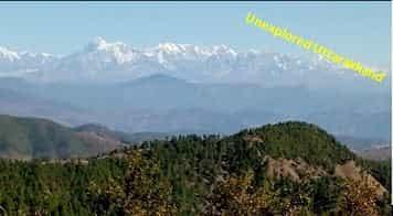 Hill view unexplored