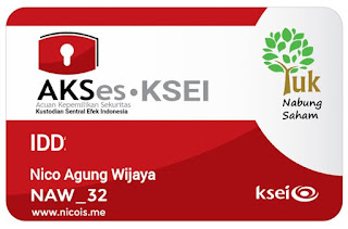 Single Investor Identification (SID) dari KSEI