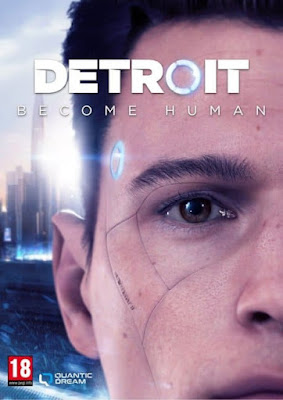 Capa do Detroit: Become Human