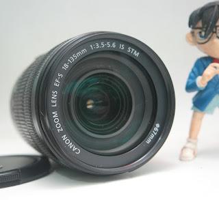 Jual Lensa Canon 18-135mm IS STM bekas