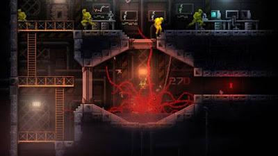 لعبة رعب CARRION للكمبيوتر