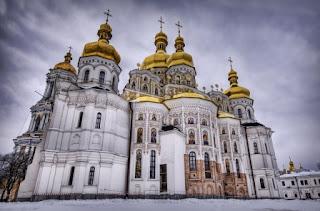 7. Kiev Pechersk Lavra