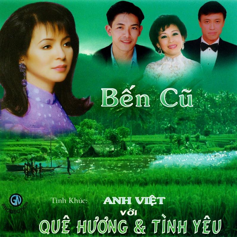 Giáng Ngọc CD - Tình Khúc Anh Việt - Bến Cũ (NRG)