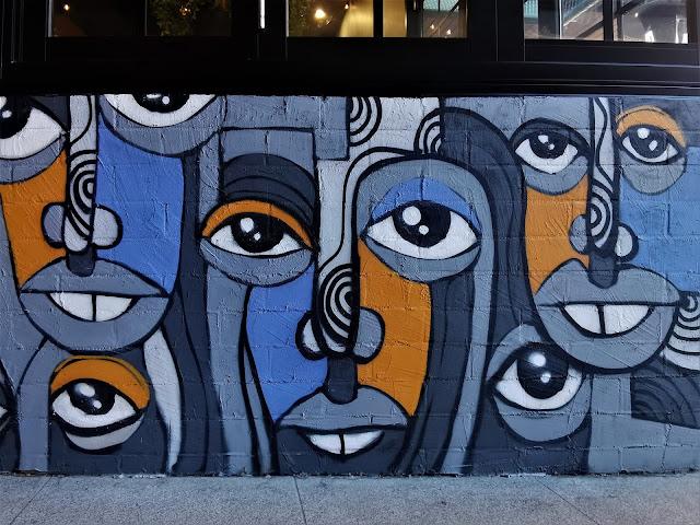 Edmondson Park Street Art