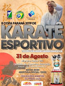 2ª Copa Paraná de Karate