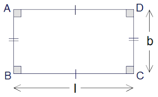 Length and breadth of a rectangle