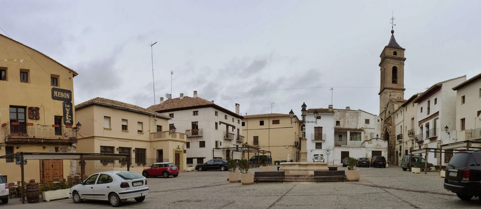 La Villa de Requena.