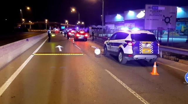 La Policía Local de Alicante disuelve doce fiestas en viviendas durante la pasada noche