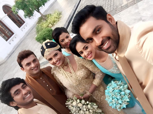 Ruwan Wickramasinghe wedding