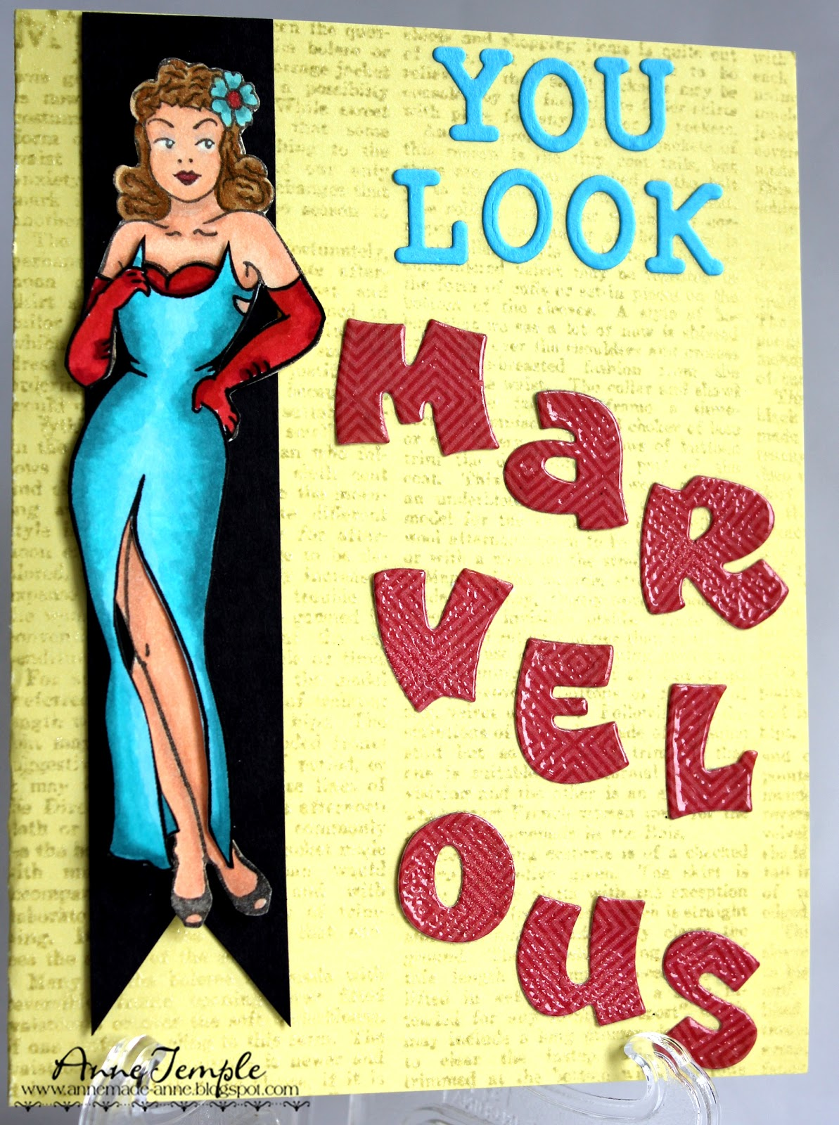Anne - Made: You Look Marvelous